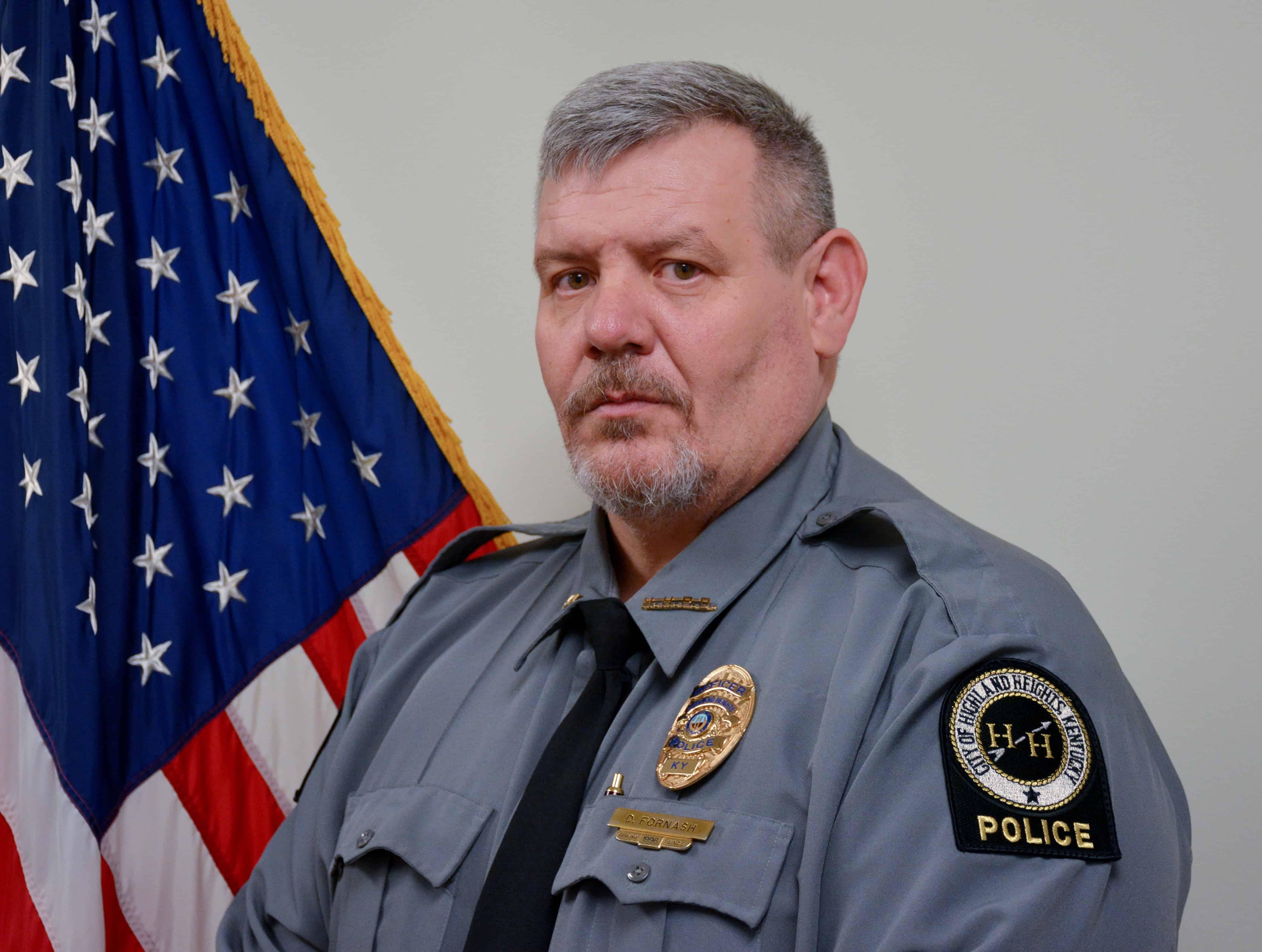 Officer David Fornash