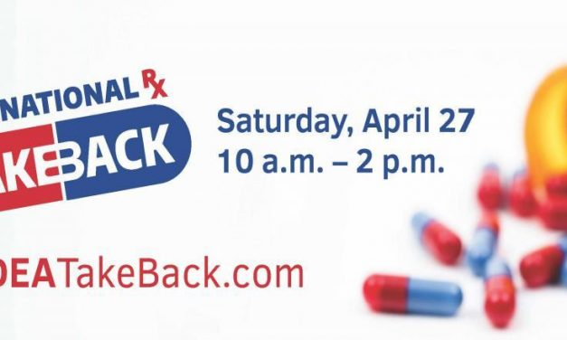 National Prescription Drug Take Back Day 2019