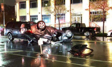 Police: Good Samaritan hit by car while checking on crash victim
