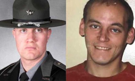 Trooper who struck, killed driver in head-on crash indicted
