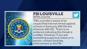 NKY police, FBI address internet threat targeting Kentucky schools