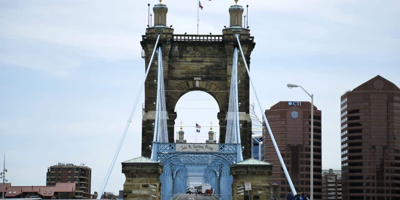 Roebling Bridge has reopened following monthslong emergency closure