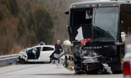 Driver in CovCath charter bus crash identified