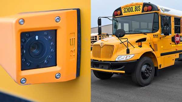 NKY school district gets fleet of buses with stop-arm cameras