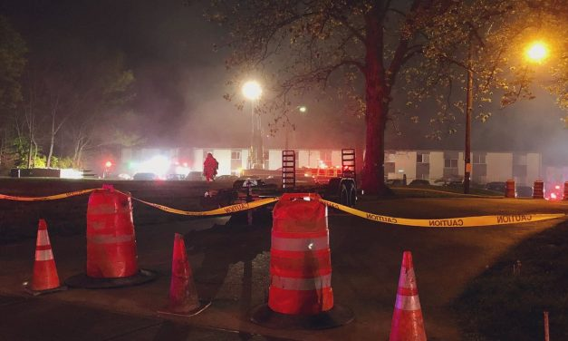 8 hospitalized, more than 70 displaced after NKY apartment fire