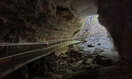 8 new miles of passages discovered at Mammoth Cave